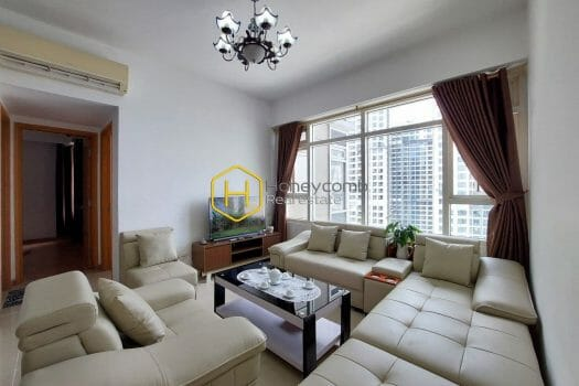 SP123 3 result A Saigon Pearl apartment with mysterious contrast tones