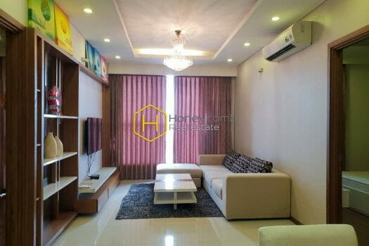 TDP74 5 result Deluxe homing style in Thao Dien Pearl apartment
