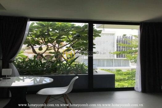 2S106 8 result Minimalist design serviced apartment with cozy atmosphere in District 2