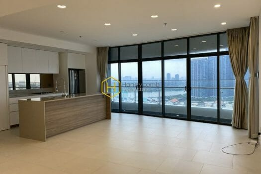 CITY135 16 result Unfurnished 3 bedroom apartment with nice view in City Garden