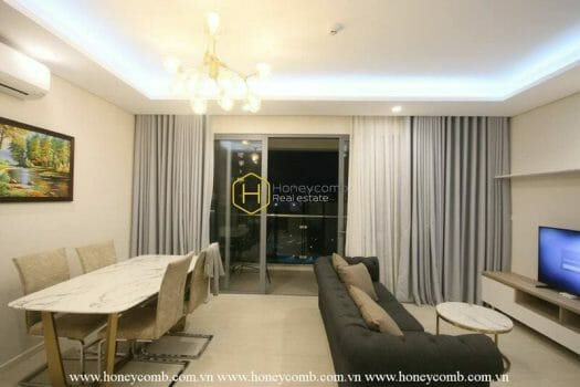 DI293 6 result Level up your life with the sophistication of Diamond Island apartment