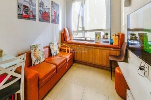 MTD2546 8 result Greatly comfortable in this excellent apartment at Masteri Thao Dien