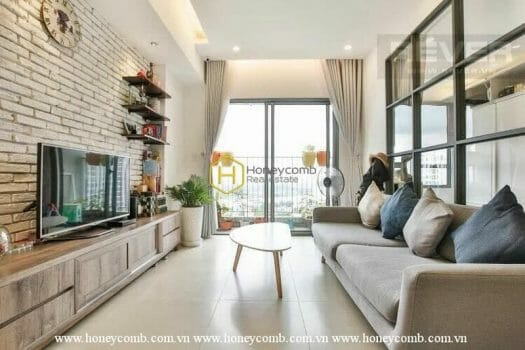 MTD2548 1 result 2 An unique and beautiful Masteri Thao Dien apartment in a heartwarming vibe