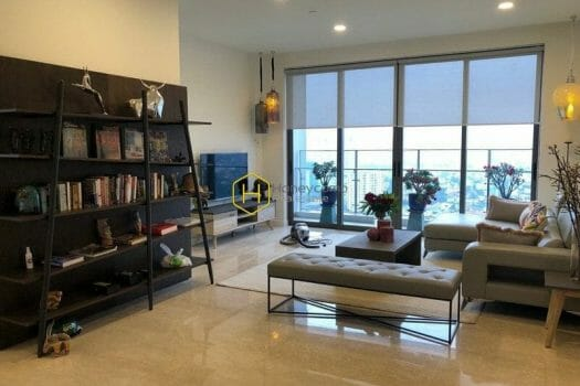 NS122 5 result Admire the glamor and elegance presenting in this Nassim Thao Dien apartment