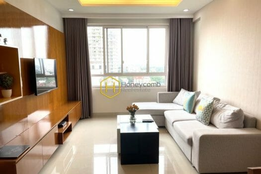 TG161 19 result Cozy and cheerful 3 bedrooms apartment in Tropic Garden