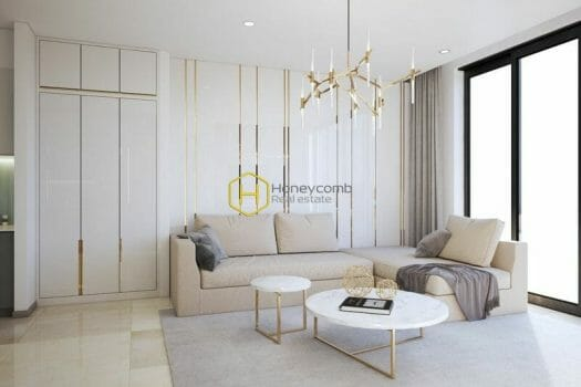 VGR764 5 result Deluxe interior- Delicate atmosphere: a Vinhomes Golden River apartment that make you desire