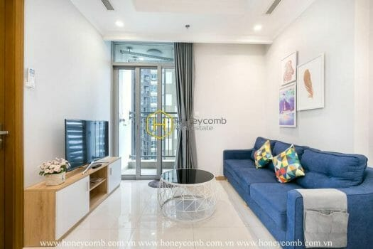 VH1891 4 result Smart layout with smart furniture in Vinhomes Central Park apartment