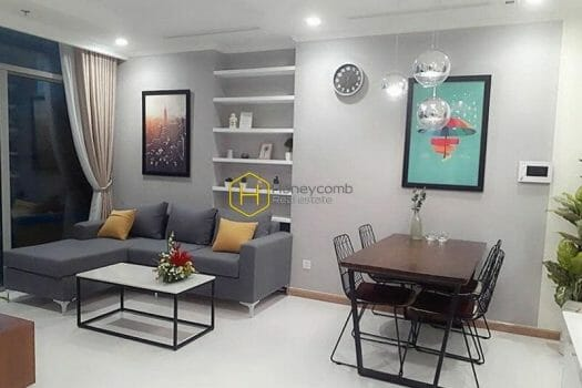 VH1897 4 result A wonderful apartment located in a marvellous residential area in Vinhomes Central Park